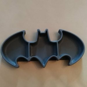 Batman rubber plate